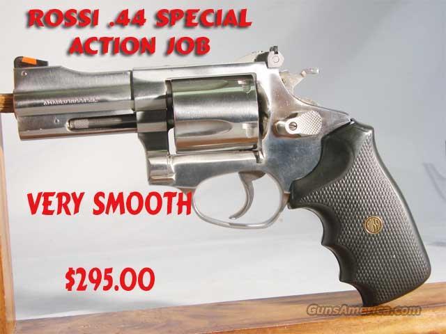 Rossi Custom .44 Spl  Guns > Pistols > Rossi Revolvers