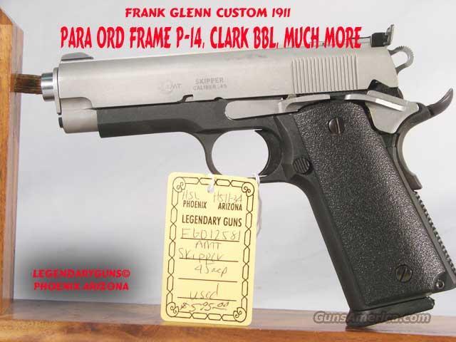 Custom AMT Skipper, .45  Guns > Pistols > AMT Pistols > 1911 copies