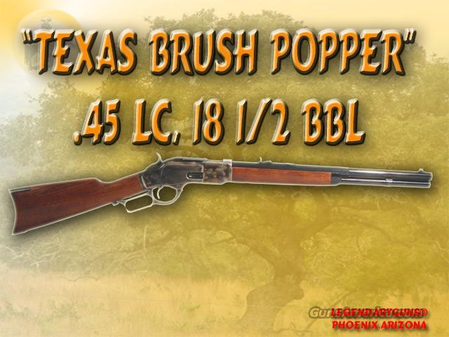 "Cimmaron ""Texas Brush Popper""  Guns > Rifles > Cimmaron Rifles > Lever"