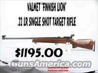 "Valmet ""Finnish Lion"" .22LR  Guns > Rifles > Valmet Rifles"