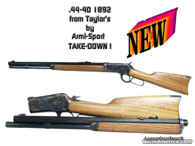 1892 Takedown  Guns > Rifles > Winchester Replica Rifle Misc.