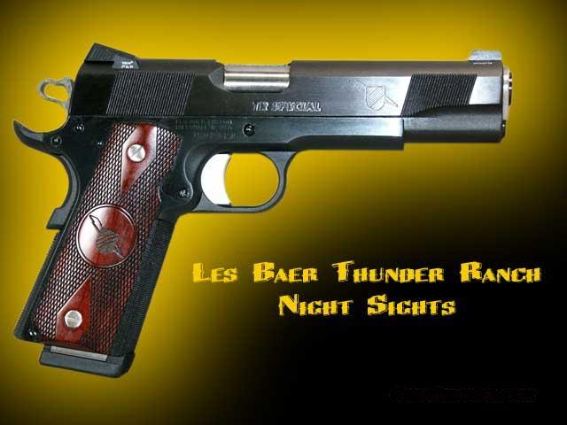 Thunder Ranch  Guns > Pistols > Les Baer Pistols
