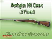 Remington 700 .17 Fireball  Guns > Rifles > Remington Rifles - Modern > Model 700 > Sporting