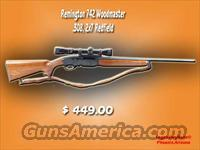 "Remington 742 ""Woodsmaster"" .308  Guns > Rifles > Remington Rifles - Modern > Non-Model 700"