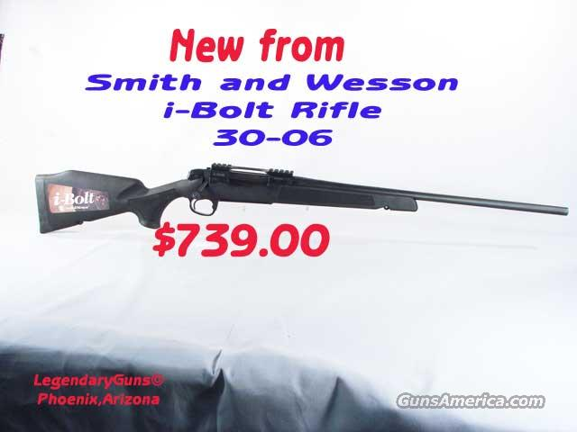 "S&W ""I-Bolt"" Rifle 30-06  Guns > Rifles > Smith & Wesson Rifles"
