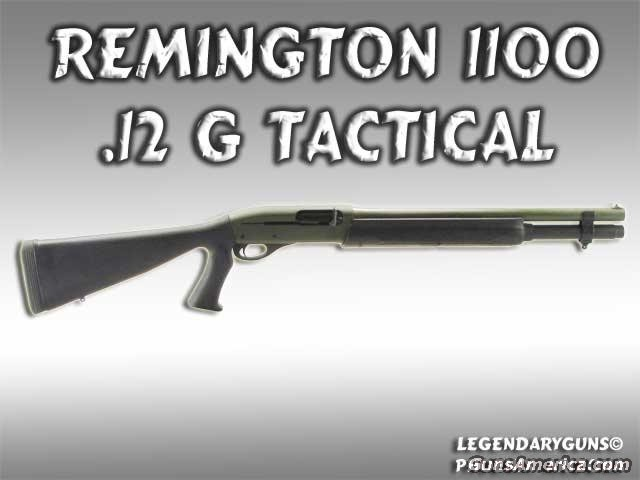 Remington .12G Tactical  Guns > Shotguns > Remington Shotguns