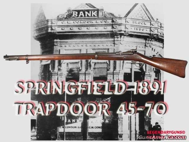 Springfield 1884 Trapdoor  Guns > Rifles > Military Misc. Rifles US > 1903 Springfield/Variants