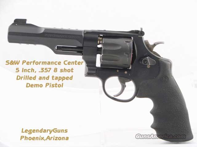 S&W M-327 Performance Center  Guns > Pistols > Smith & Wesson Revolvers > Performance Center