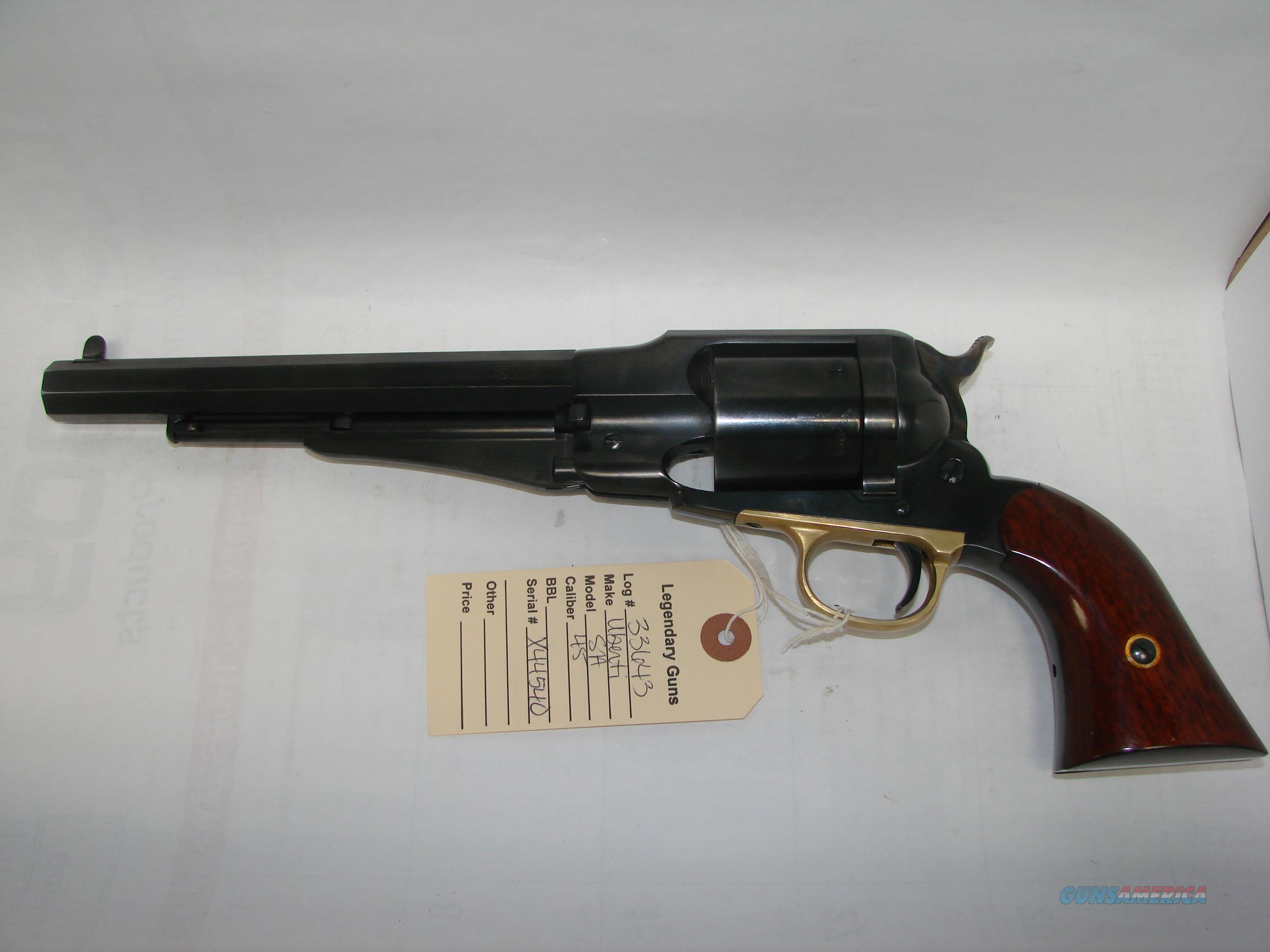 Uberti New Army 45Colt  Guns > Pistols > Uberti Pistols > Ctg.