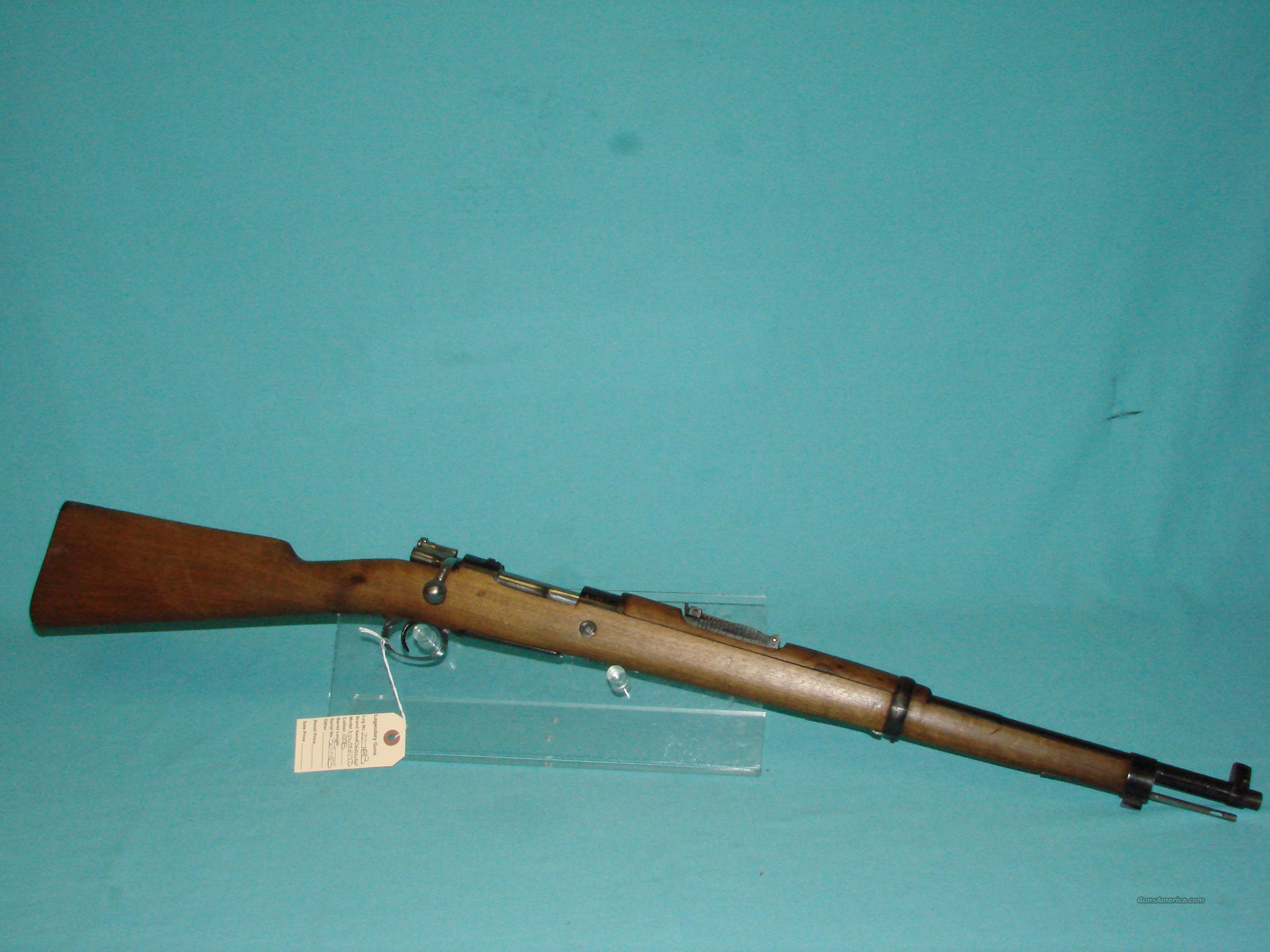 Spanish Mauser 308  Guns > Rifles > Mauser Rifles > Spanish