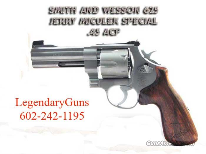 S&W Model 625JM  .45ACP  4 Inch bbl   Guns > Pistols > Smith & Wesson Revolvers > Performance Center