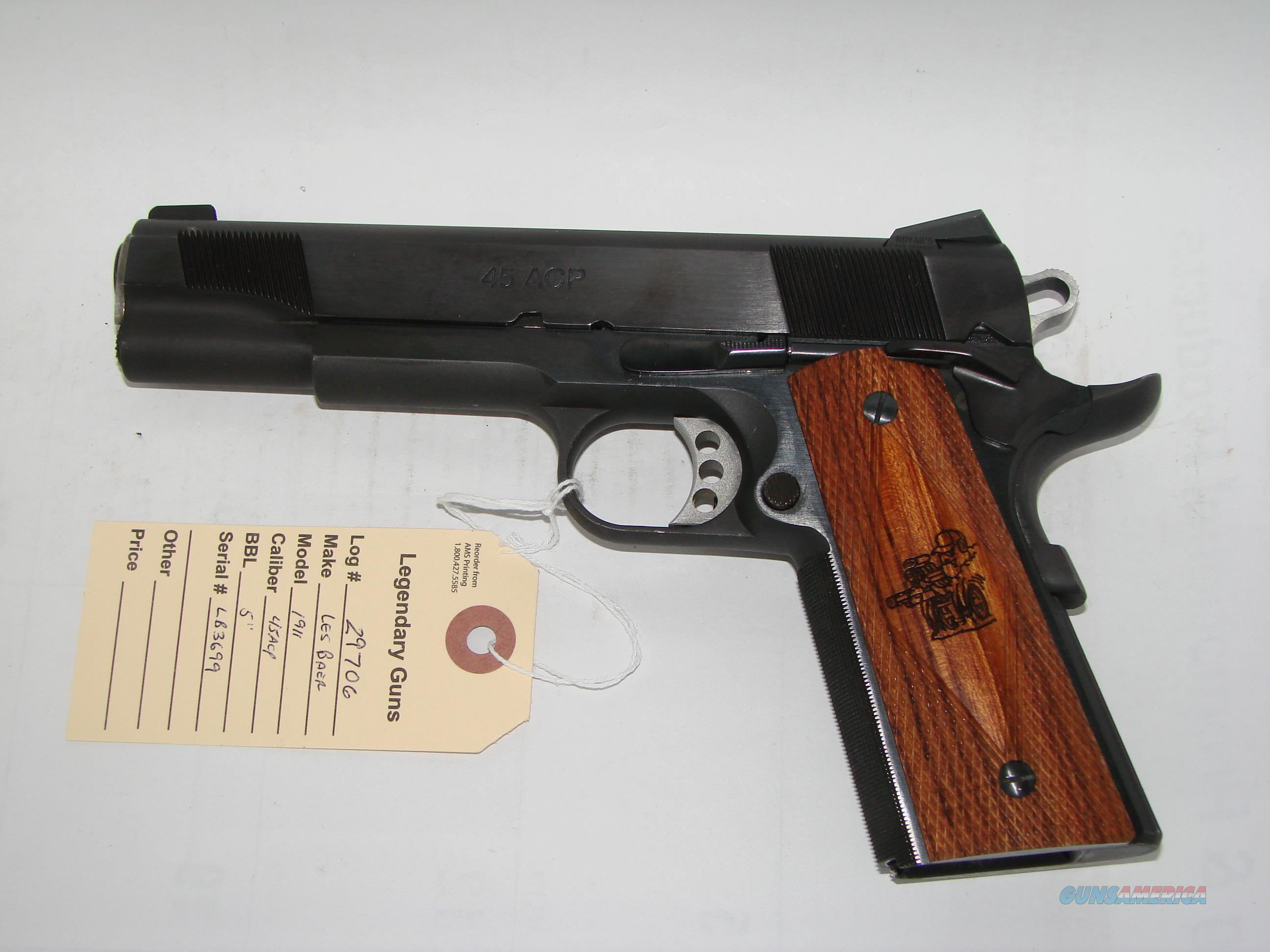 Les Baer Custom  Guns > Pistols > 1911 Pistol Copies (non-Colt)