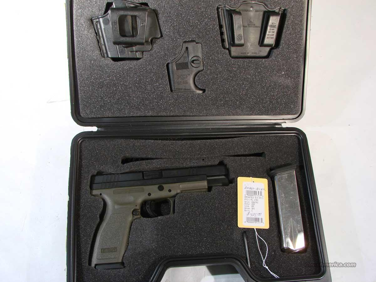 Springfield XD-9 AS new in the box Two mags  Guns > Pistols > Springfield Armory Pistols > XD (eXtreme Duty)