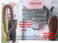 "Bond Arms ""Snake Slayer"" .45/.410  Guns > Pistols > Bond Derringers"