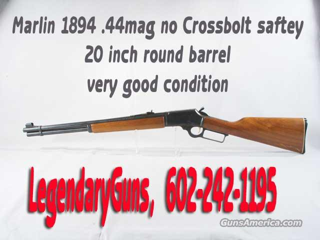 Marlin 1894 .44mag 20 inch bbl  Guns > Rifles > Marlin Rifles > Replica
