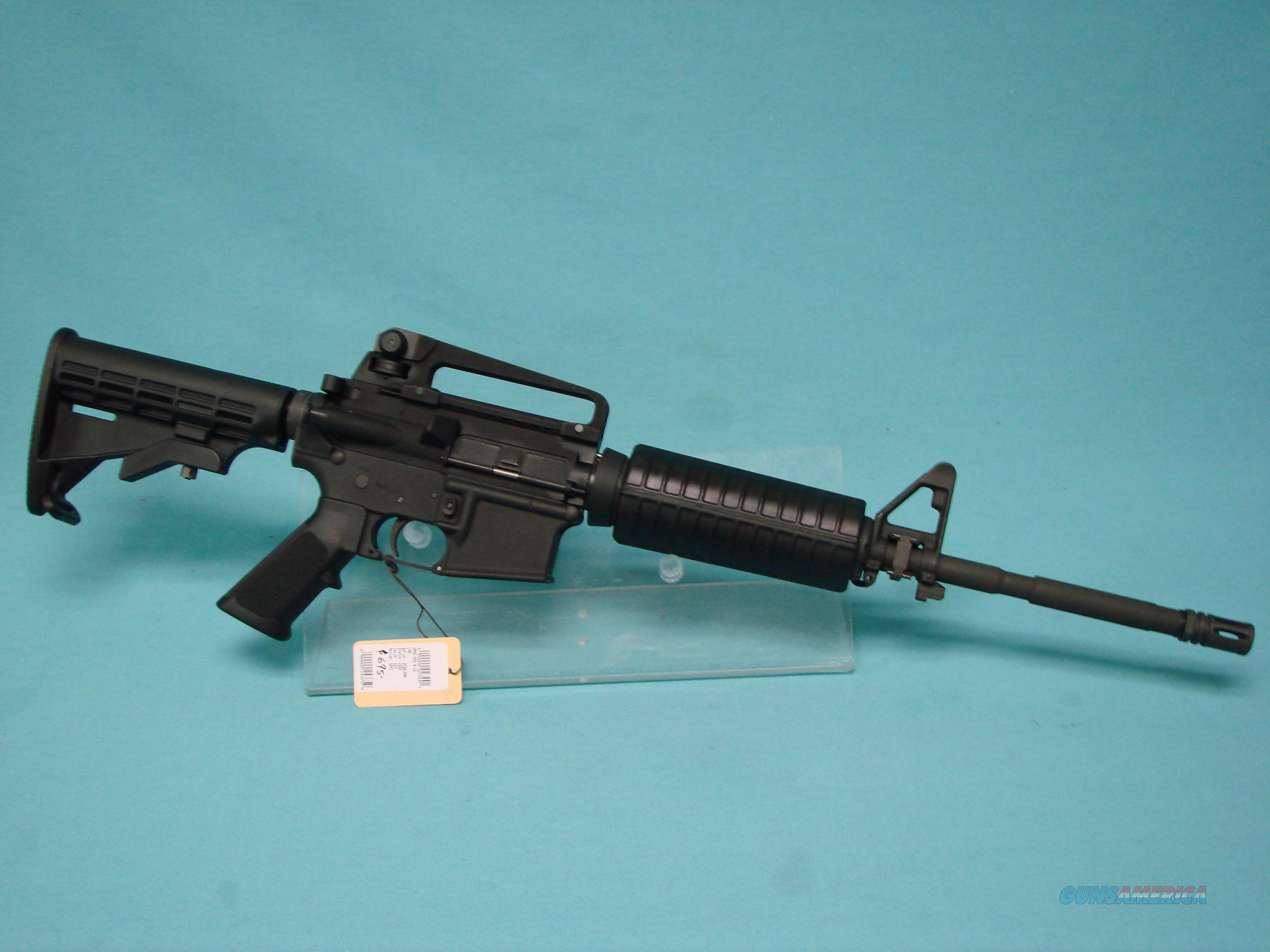 DPMS A-15  Guns > Rifles > DPMS - Panther Arms > Complete Rifle