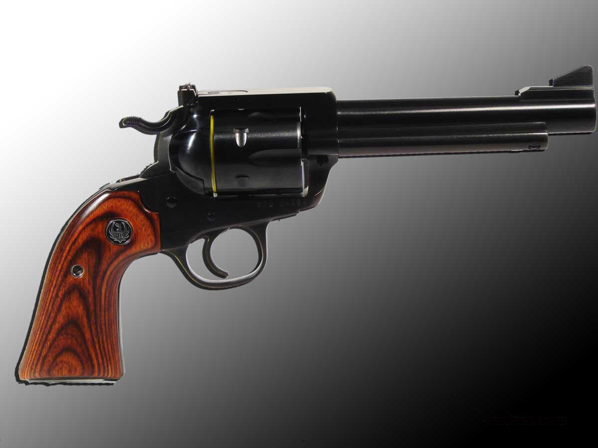 "Ruger ""Bisley Flattop"" .44 SPECIAL  Guns > Pistols > Ruger Single Action Revolvers > Blackhawk Type"