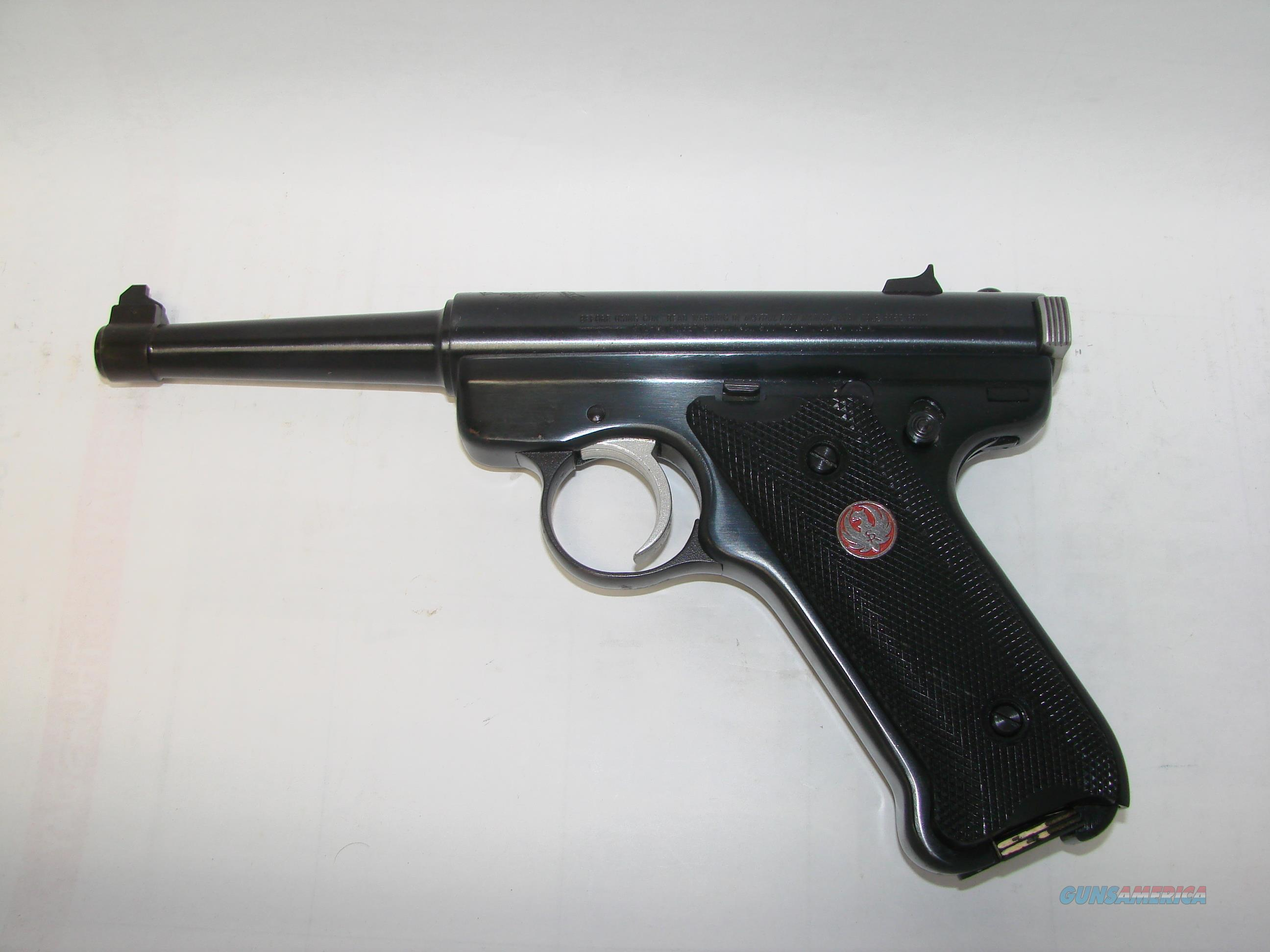 Ruger Mk II 50th Annv  Guns > Pistols > Ruger Semi-Auto Pistols > Mark I/II/III/IV Family