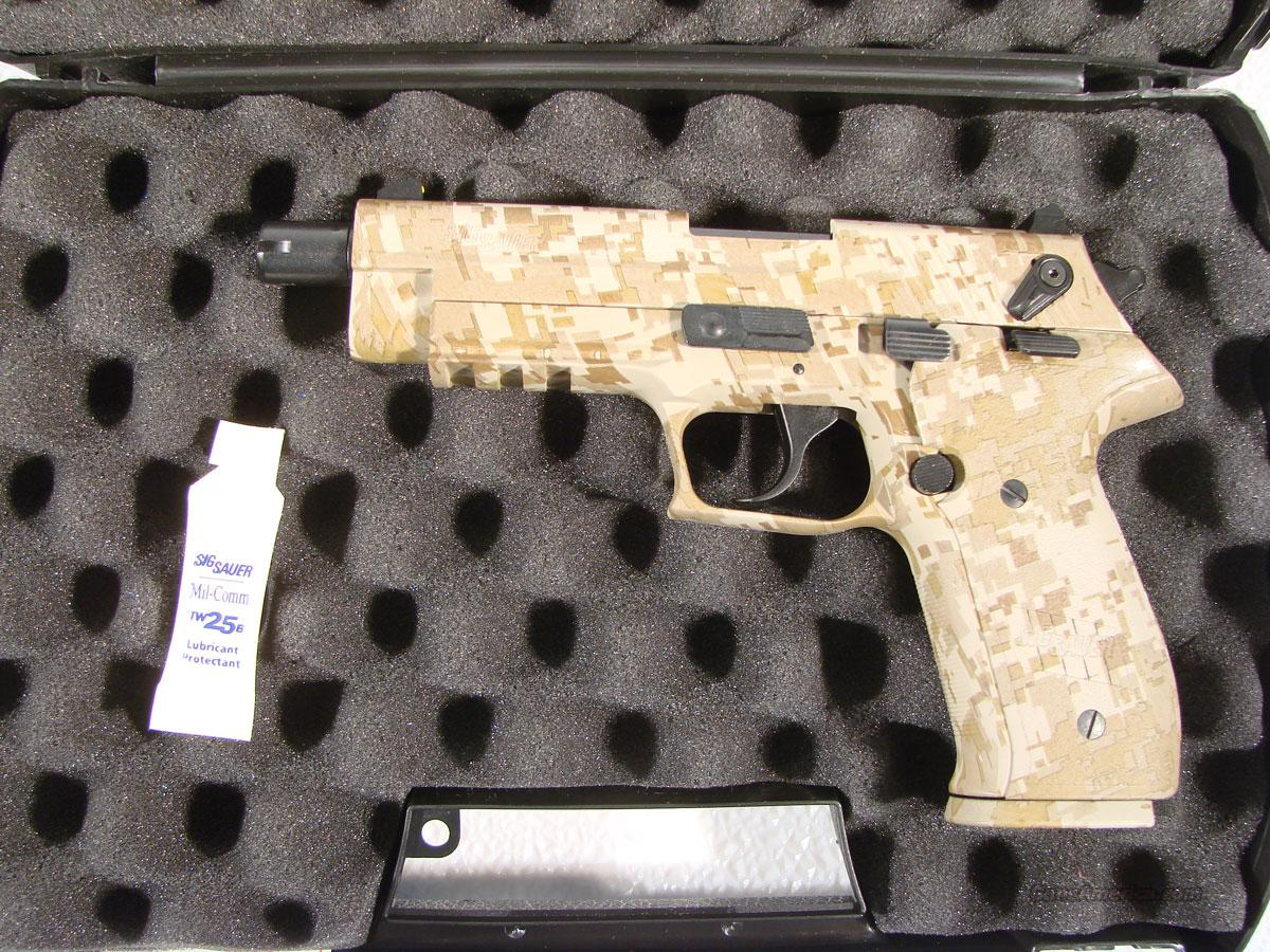 Sig Mosquito .22LR Desert Cammo, New in box  Guns > Pistols > Sig - Sauer/Sigarms Pistols > Mosquito