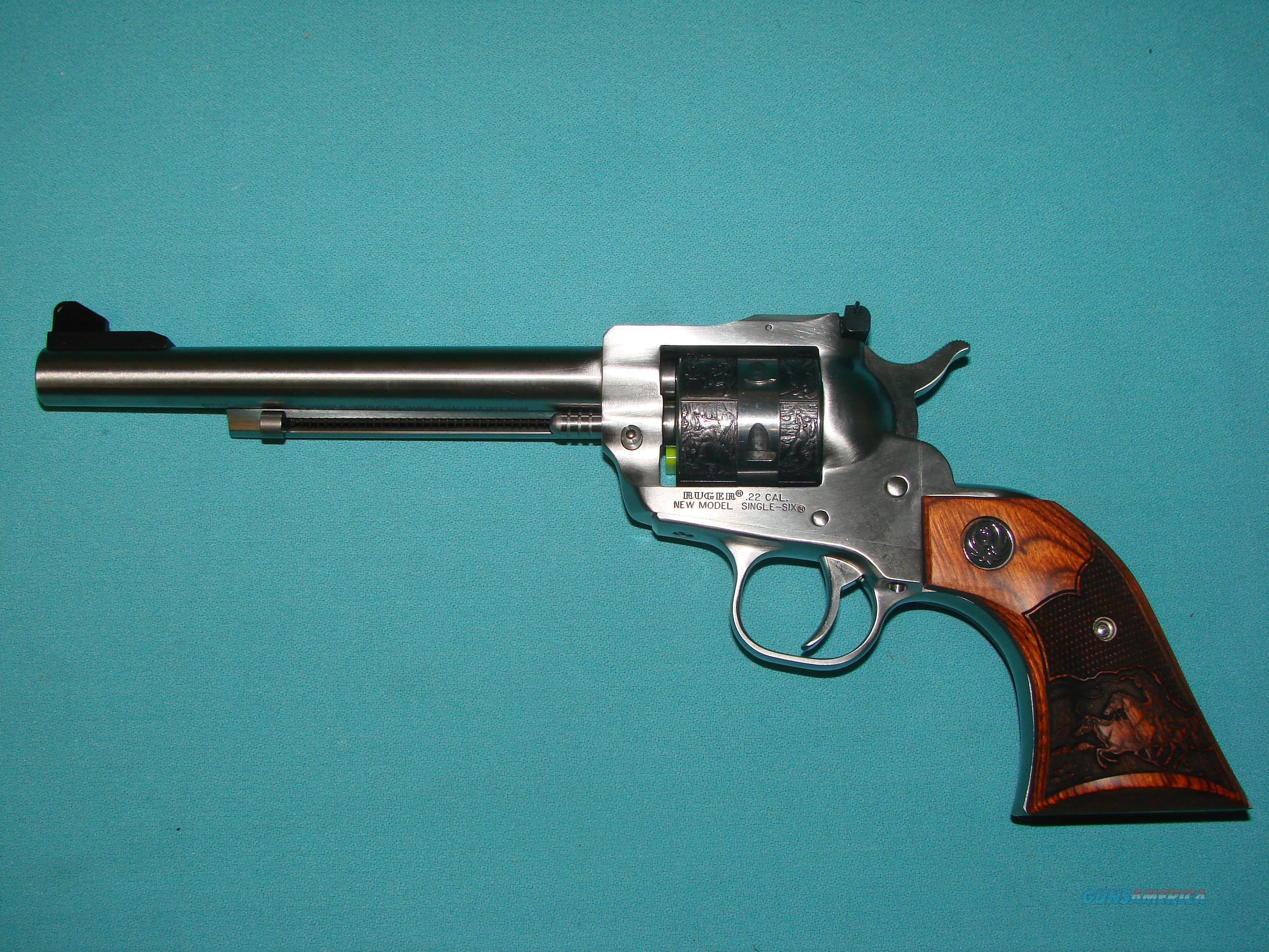 Ruger Single Six Cowboy Talo  Guns > Pistols > Ruger Single Action Revolvers > Single Six Type