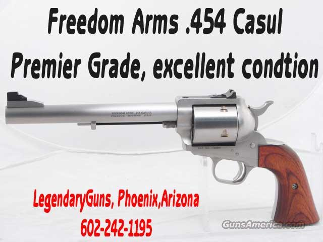 Freedom Arms  83 Premier Package   Guns > Pistols > Freedom Arms Pistols