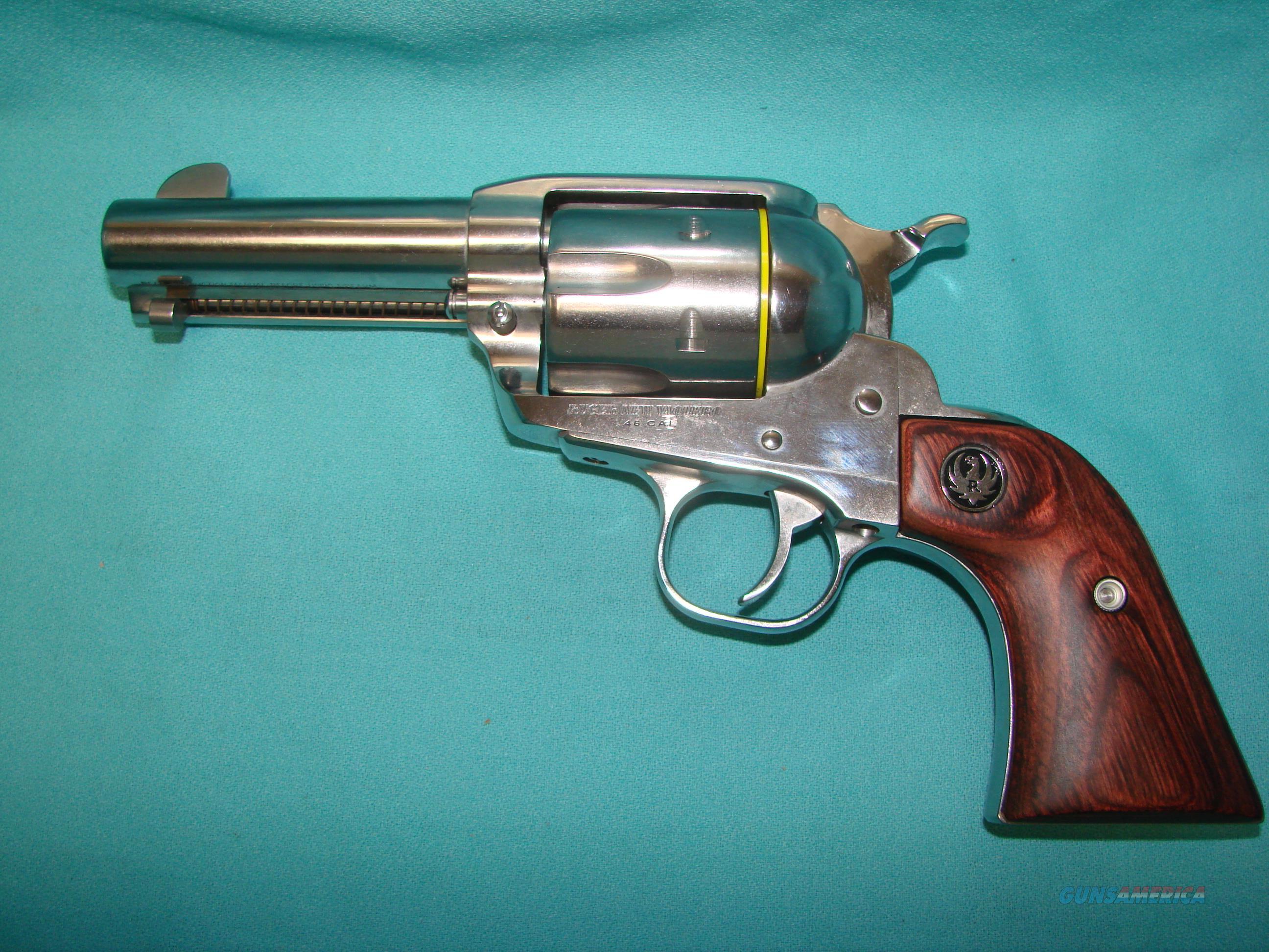 Ruger Vaquero Montado  Guns > Pistols > Ruger Single Action Revolvers > Cowboy Action