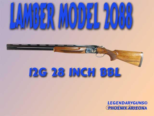Super,Lamber Shotgun O/U, imported by Cherry's GunSouth  Guns > Shotguns > L Misc Shotguns