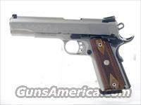 S&W 1911 .45 Acp Engraved Stainless  Guns > Pistols > Smith & Wesson Pistols - Autos > Steel Frame