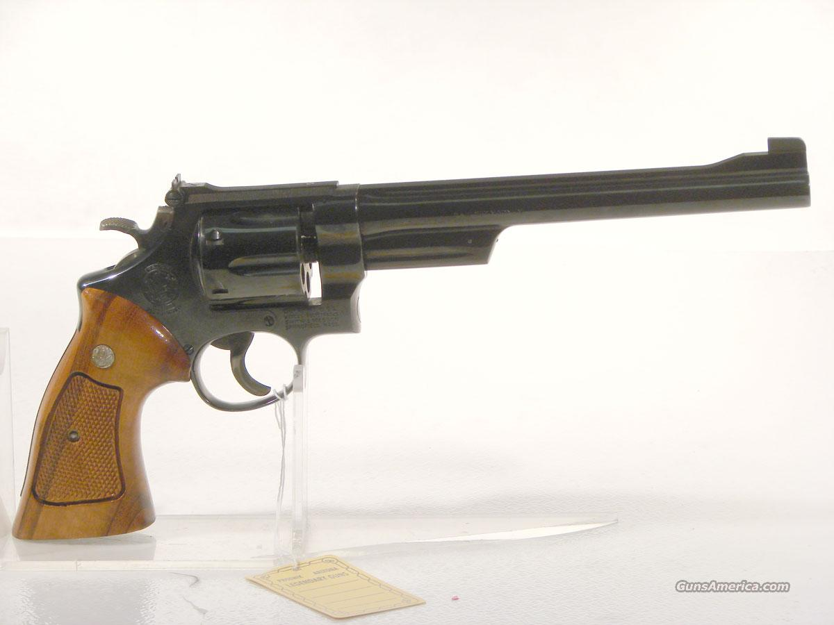 S&W Model 27-2 Blue, 8 1/4 inch revolver   Guns > Pistols > Smith & Wesson Revolvers > Full Frame Revolver