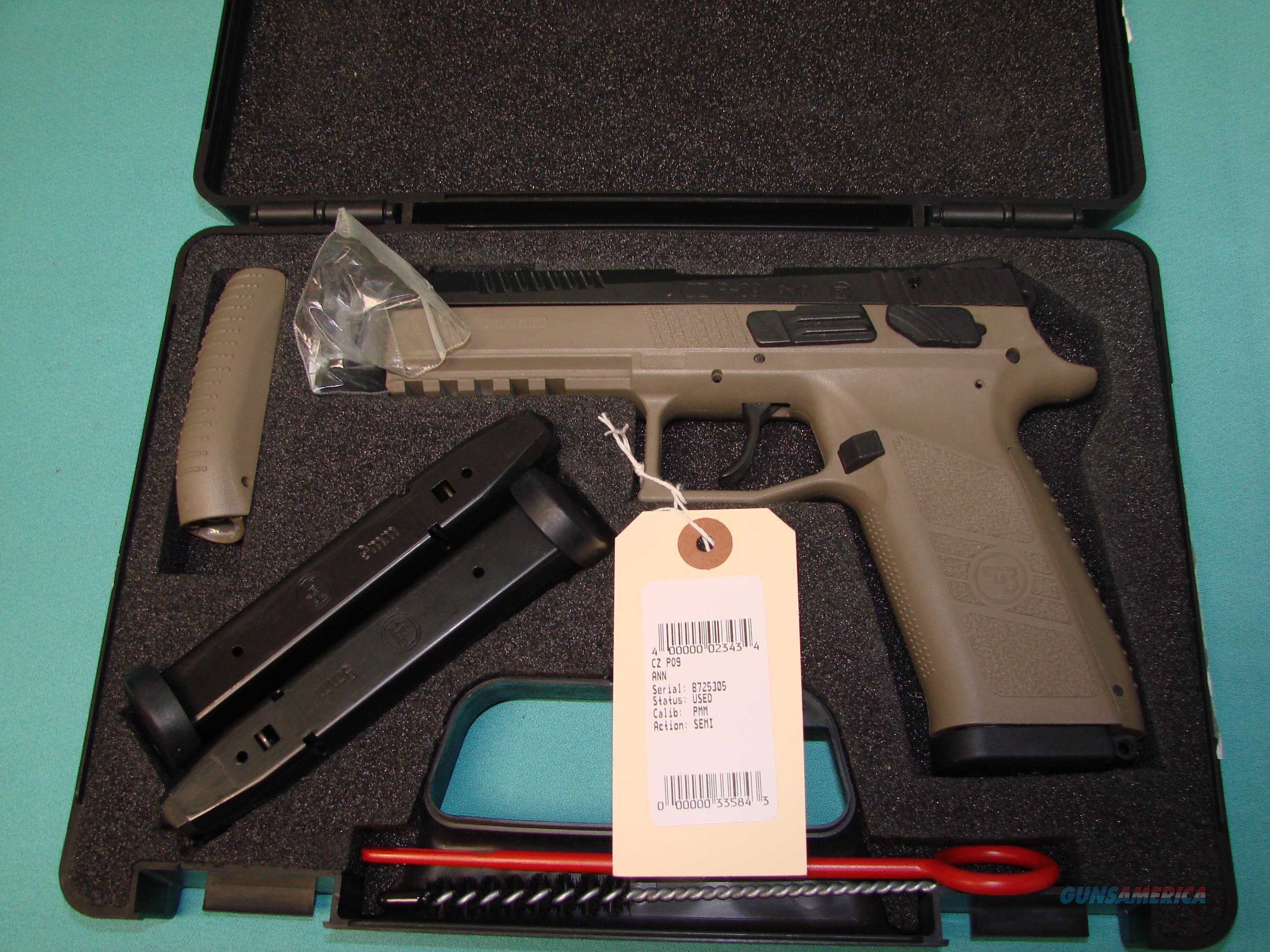 CZ P07  Guns > Pistols > CZ Pistols