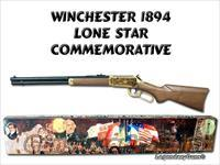 "Winchester ""Lone Star Commemorative"" Rifle  Guns > Rifles > Winchester Rifle Commemoratives"