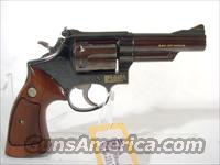 S&W Model 19 (No Dash)  4 inch four screw,  Guns > Pistols > Smith & Wesson Revolvers > Full Frame Revolver