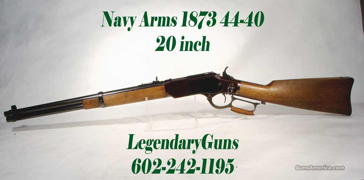 Navy Arms 1873 44/40 20 inch SRC   Guns > Rifles > Navy Arms Rifles