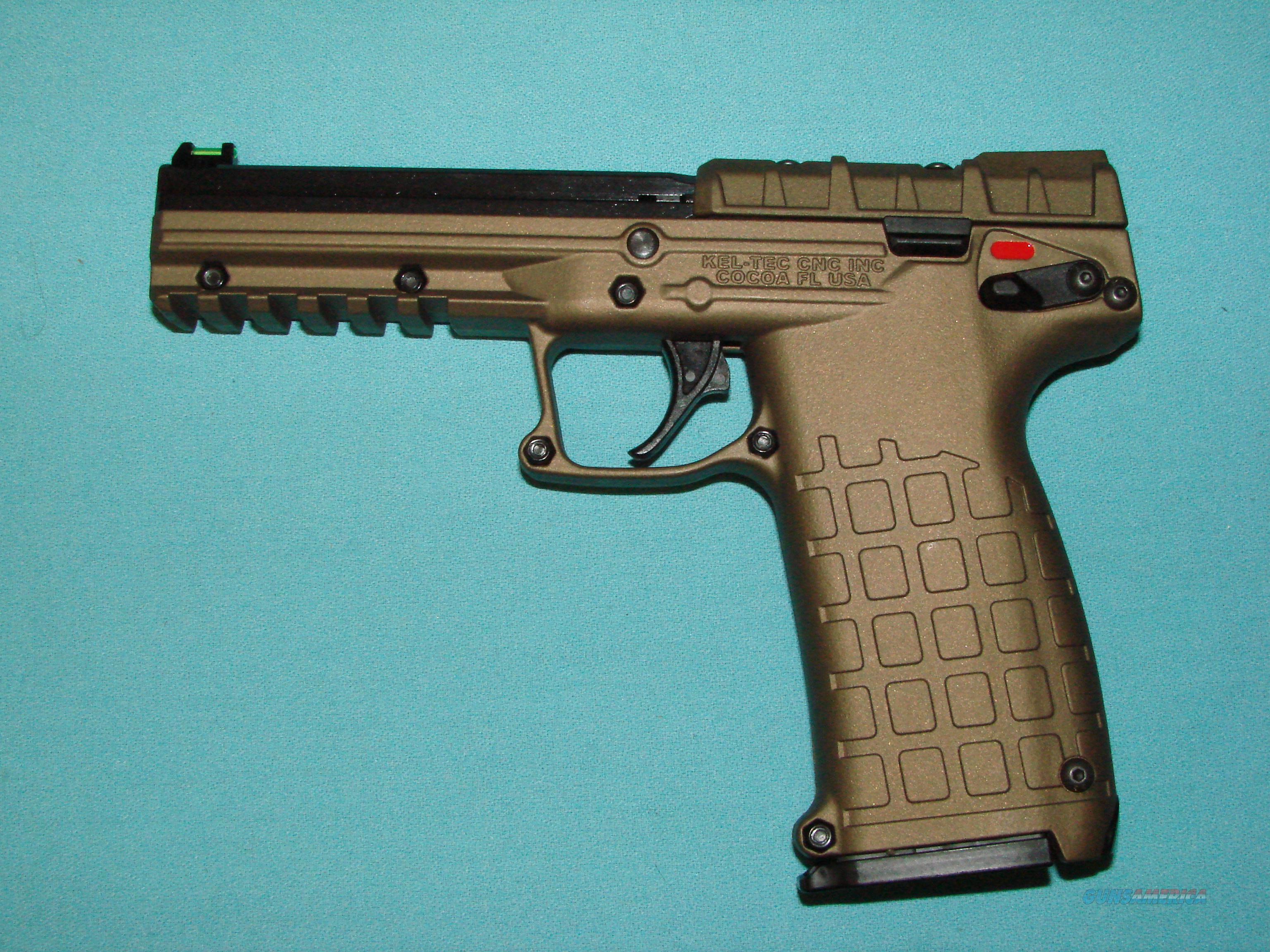 Kel Tec PMR30 Burnt Bronze  Guns > Pistols > Kel-Tec Pistols > Pocket Pistol Type
