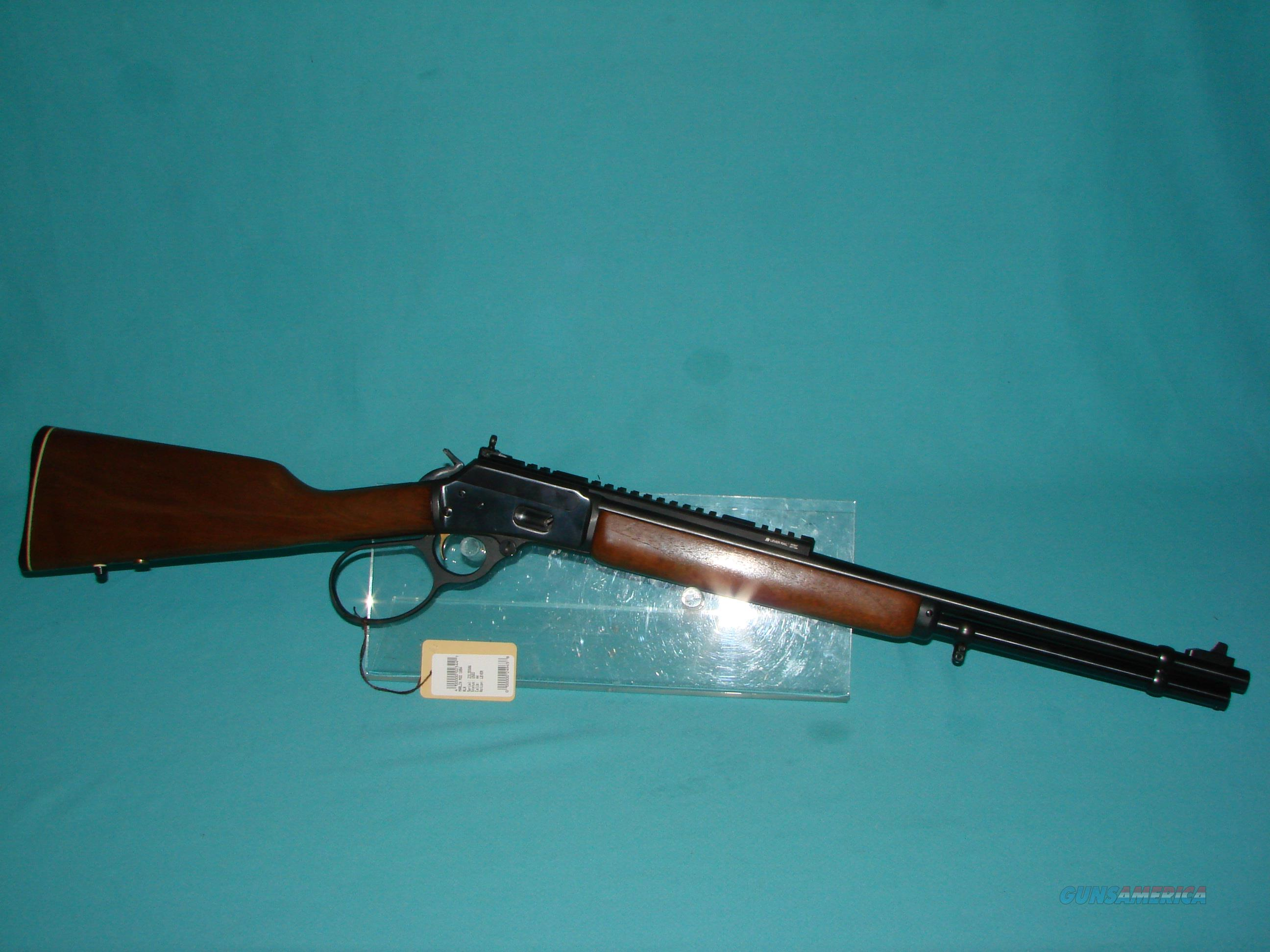 Marlin 1894 44Magnum  Guns > Rifles > Marlin Rifles > Modern > Lever Action