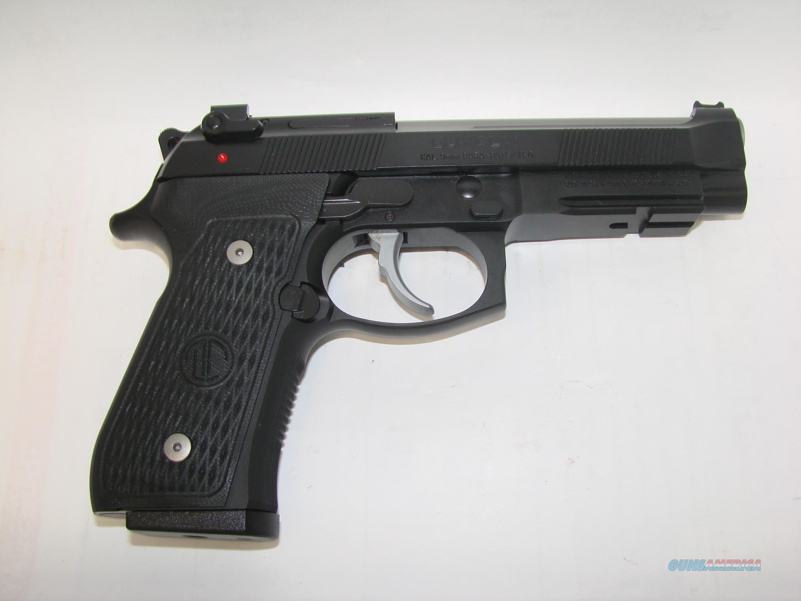 Beretta Elite LTT 9MM  Guns > Pistols > Beretta Pistols > Model 92 Series