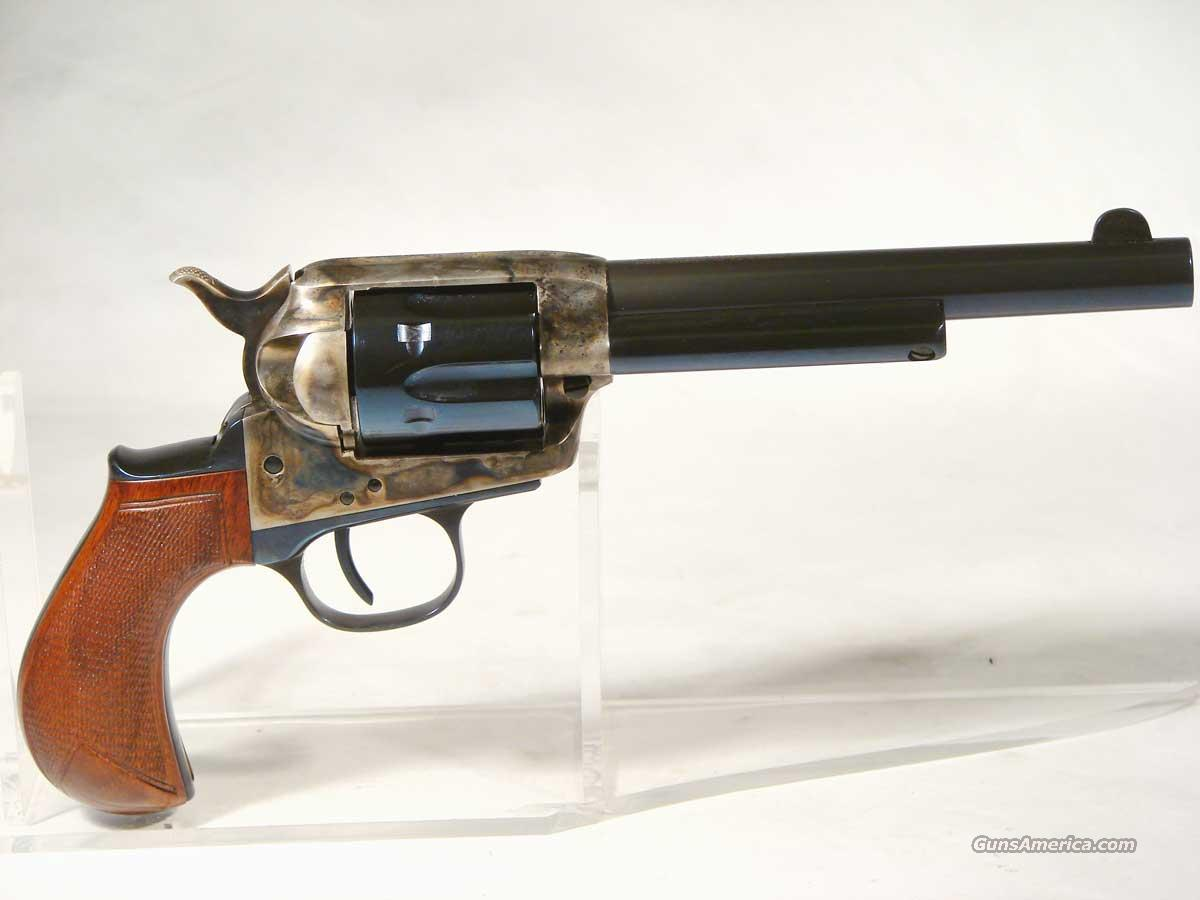 Cimarron Lighting 5.5 inch Charcoal Blue 32-20  Guns > Pistols > Cimmaron Pistols