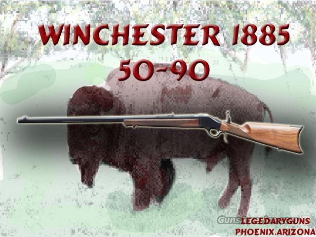 Winchester 1885 50-90  Guns > Rifles > Winchester Rifles - Modern Bolt/Auto/Single > .22 Boys Rifles