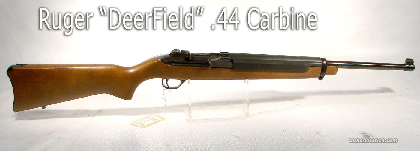 "Ruger ""DeerField"" Carbine .44 mag,   Guns > Rifles > Ruger Rifles > M44/Carbine"