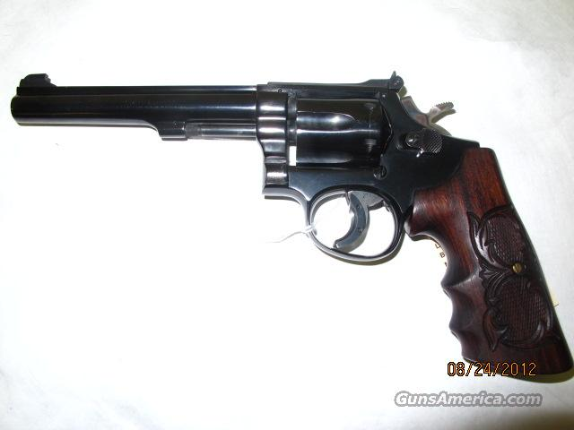 SMITH&WESSON 17-3 22LR  Guns > Pistols > Smith & Wesson Revolvers > Full Frame Revolver