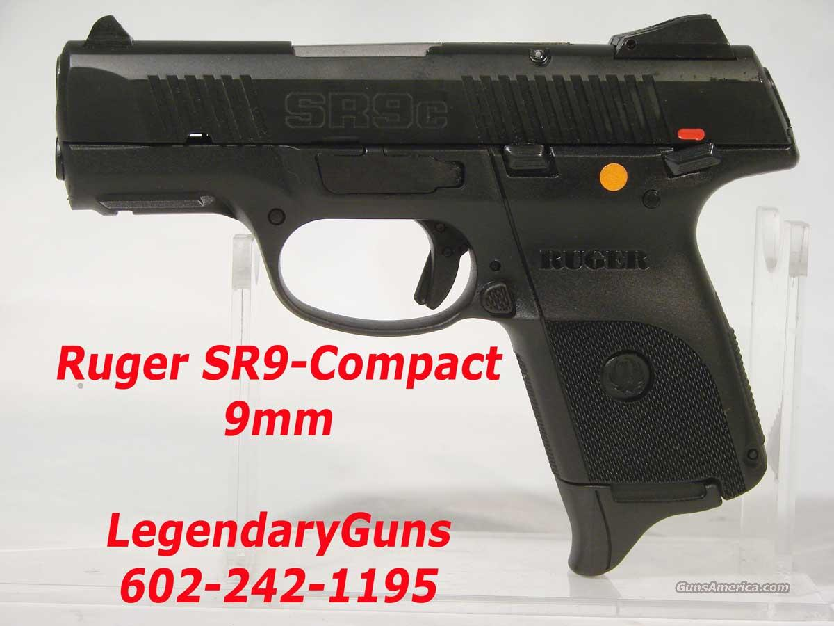 Ruger SR9-C Compact 9mm with short rail  Guns > Pistols > Ruger Semi-Auto Pistols > SR9