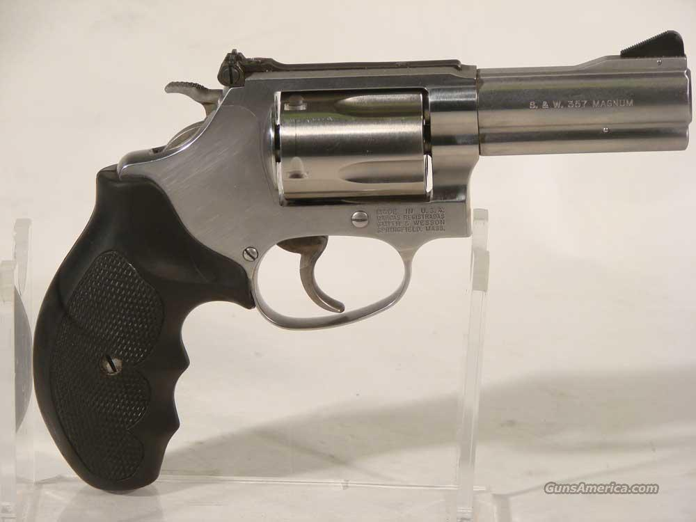 S&W Model 60 .357  3 inch bbl Target Sights   Guns > Pistols > Smith & Wesson Revolvers > Pocket Pistols