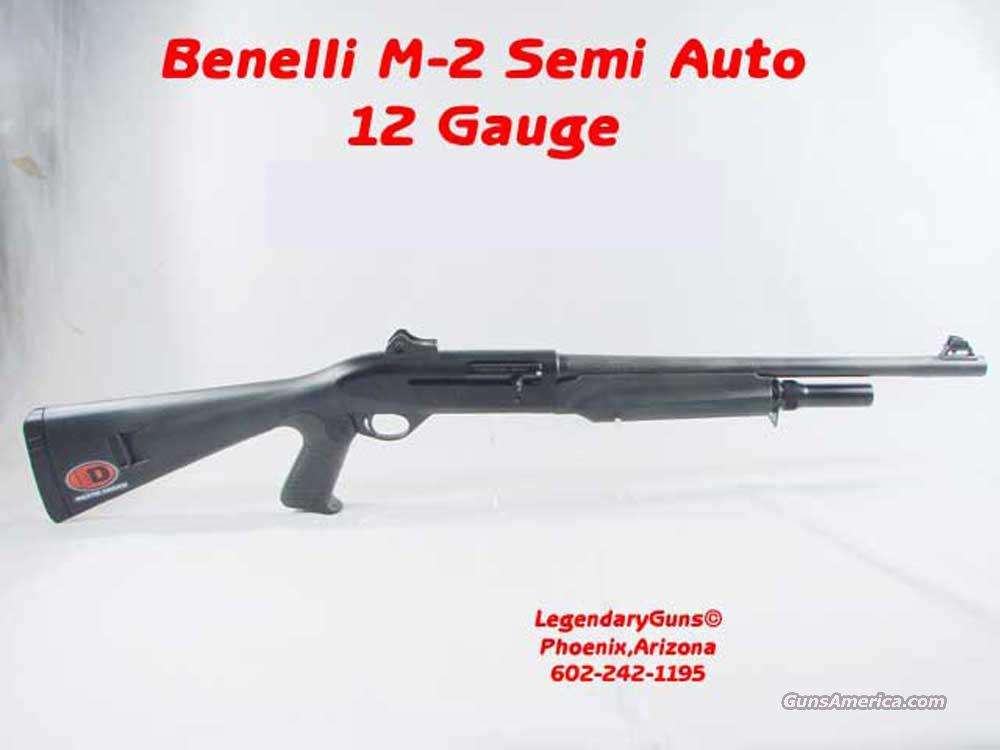 Benelli M-2 Tactical 12 G 18 inch bbl  Guns > Shotguns > Benelli Shotguns > Tactical