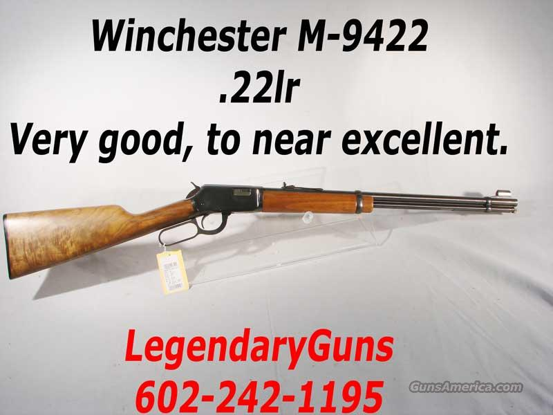 Winchester M-9222   Lever action .22LR  Guns > Rifles > Winchester Rifles - Modern Lever > Model 94 > Post-64