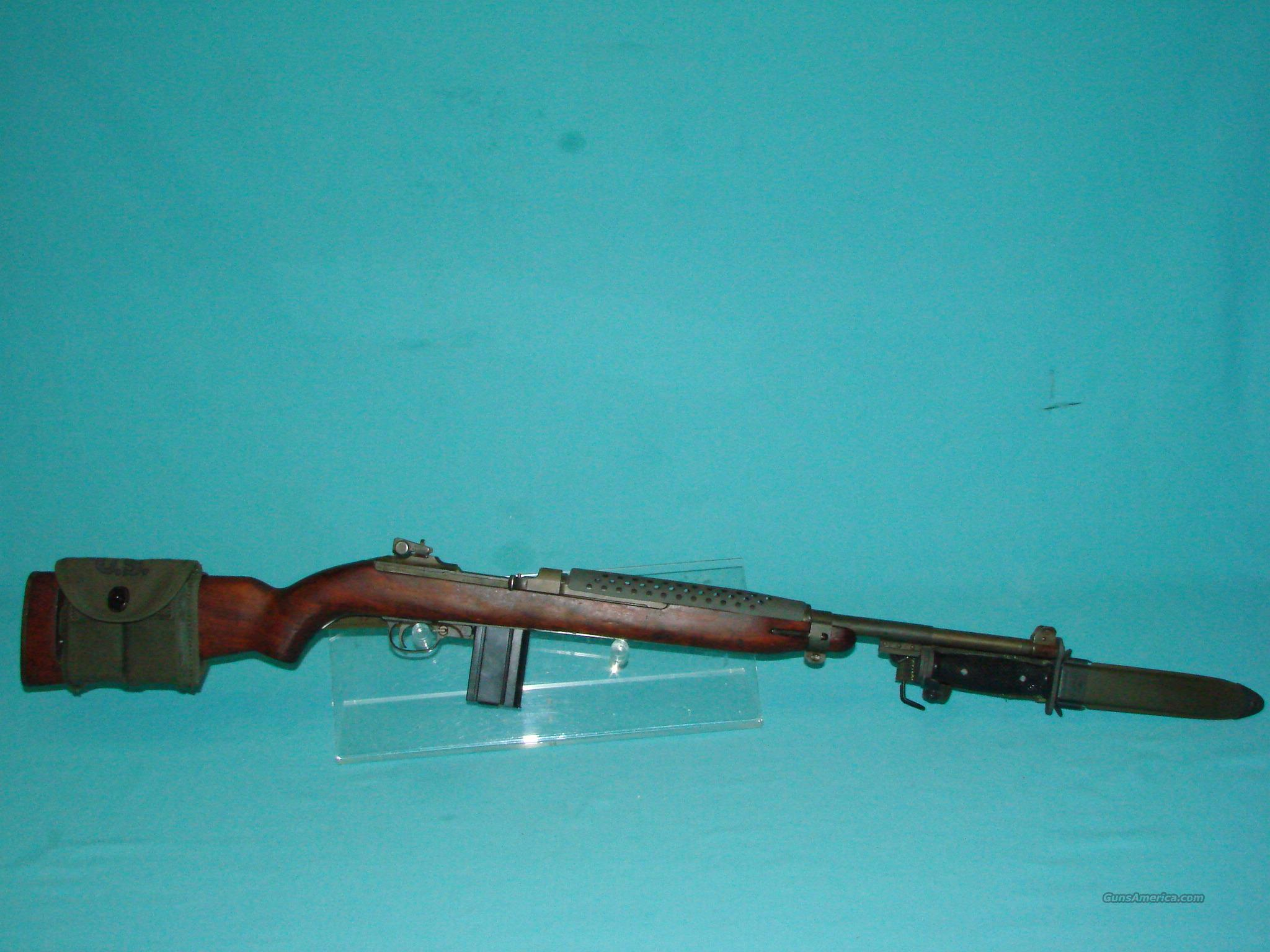National Postal Meter M1 Carbine  Guns > Rifles > Military Misc. Rifles US > M1 Carbine