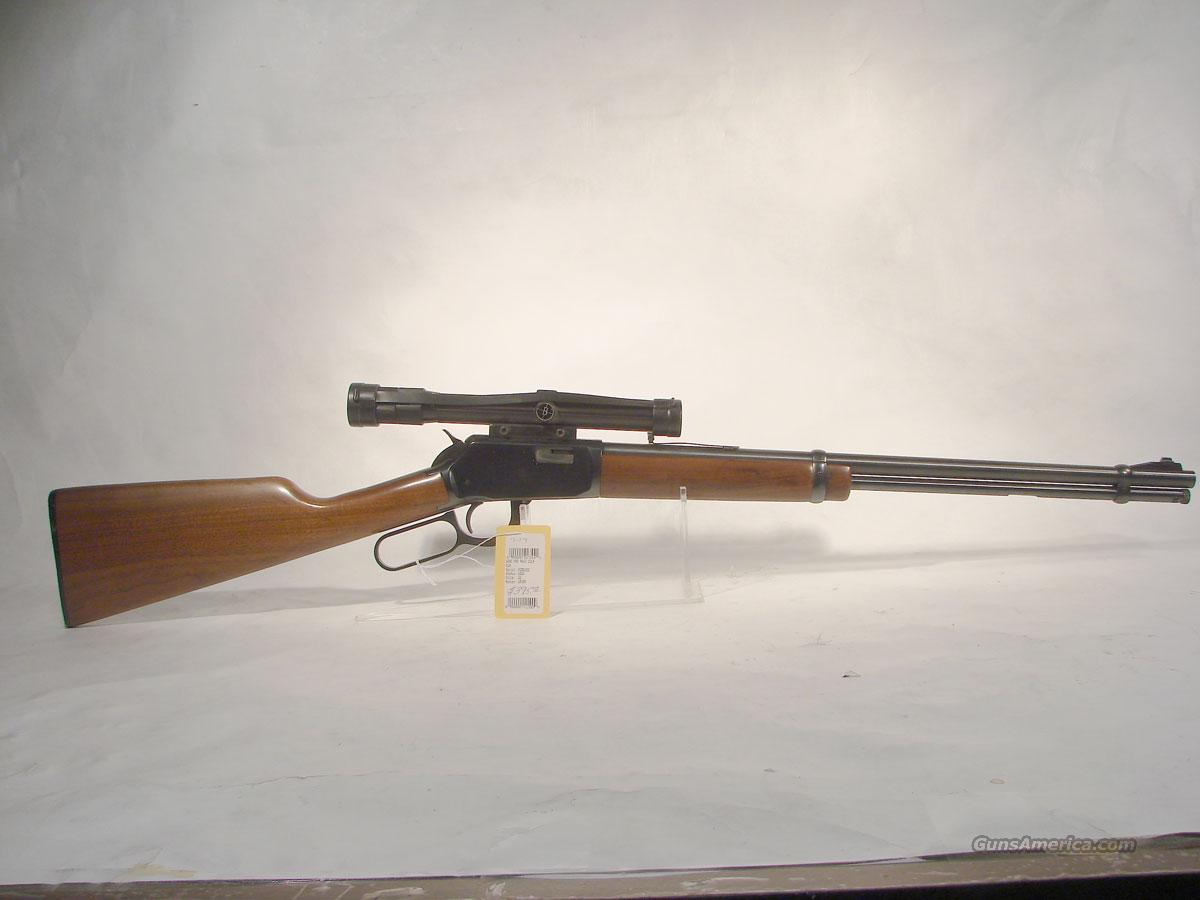 Winchester 9422 .22LR Bluing in excellent  Guns > Rifles > Winchester Rifles - Modern Lever > Other Lever > Post-64