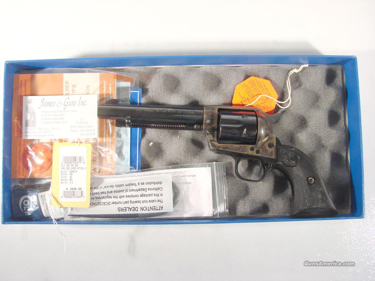 Colt SAA .38 SPL New in the box  Guns > Pistols > Colt Single Action Revolvers - 3rd Gen.