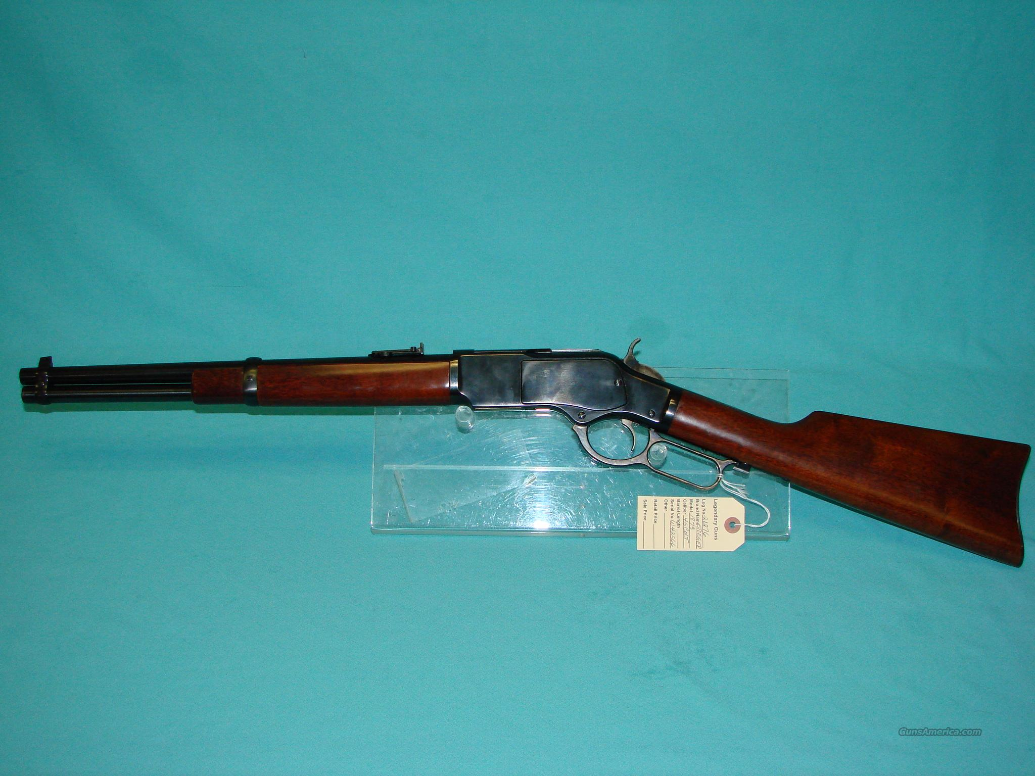 Stoeger 1873 Carbine  Guns > Rifles > Uberti Rifles > Lever Action