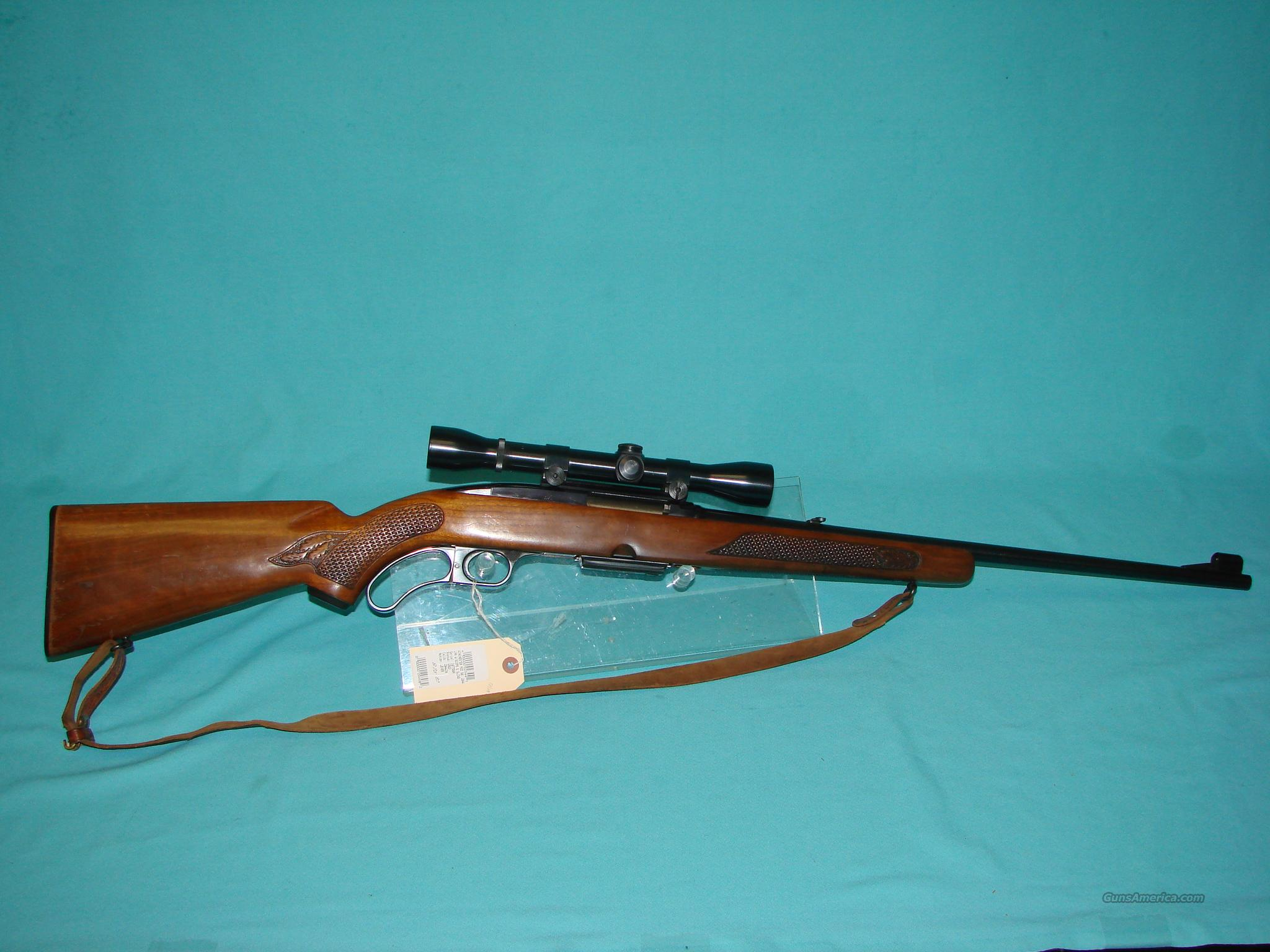 Winchester 88  Guns > Rifles > Winchester Rifles - Modern Bolt/Auto/Single > Autoloaders