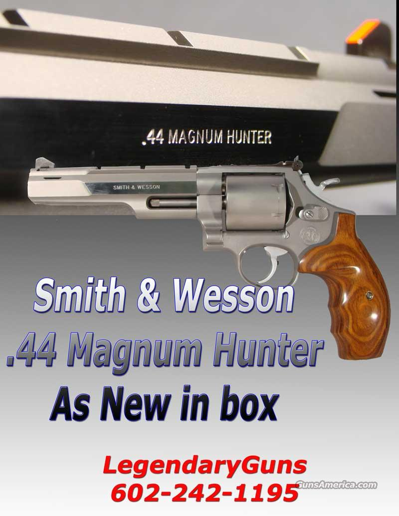 S&W Performance Center M-629 .44Mag  Guns > Pistols > Smith & Wesson Revolvers > Performance Center